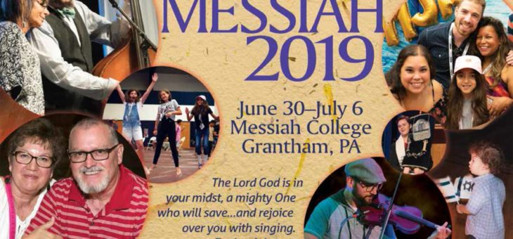 Messiah 2019, MJAA's National Conference